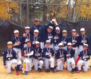 2013 11U Eagles - fall champs