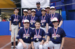 13U Indoor League Champs
