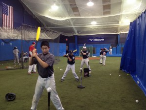 PBI 2014 Junior Winter Training Program