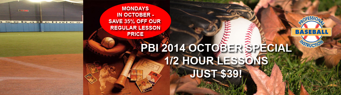PBI Fall Lesson Special