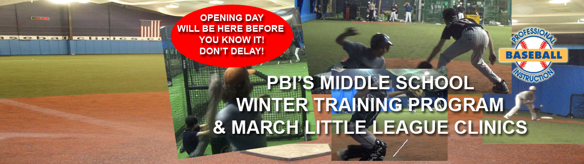 PBI's March 2014 Training Options