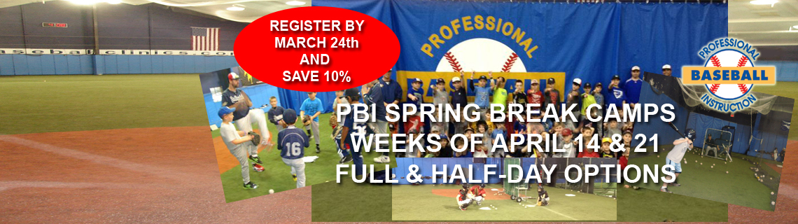 PBI Spring Break Camps