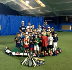 2014 indoor summer camp
