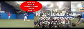 2014 Indoor Summer Camp