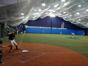 2014 Indoor baseball PBI
