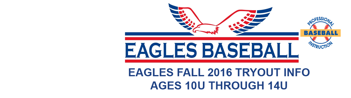 Eagles Fall 2016 Tryout Information