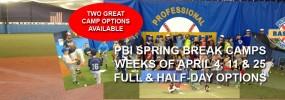 2016 Spring Break Camps