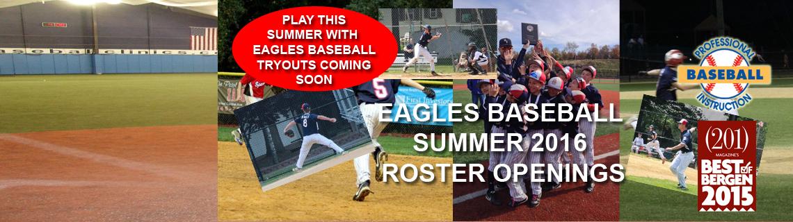 Eagles Summer 2016 Tryout Information