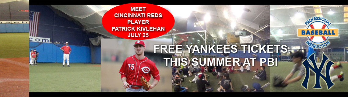 Win Yankees Tickets This Summer From PBI