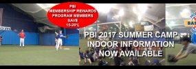 Indoor Summer Camp