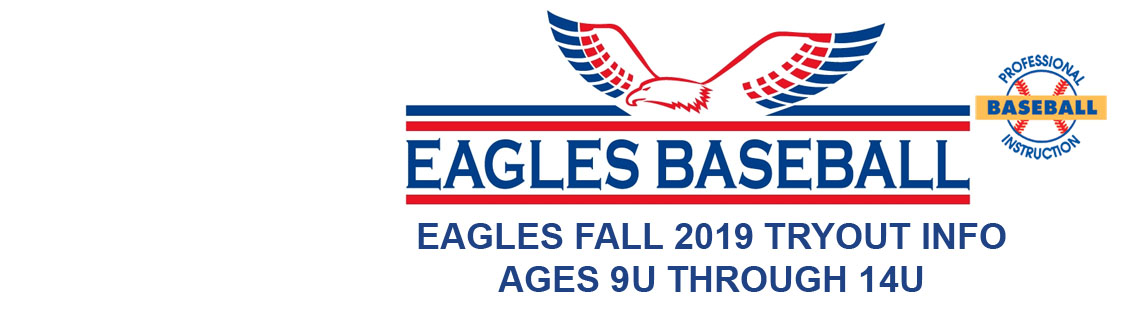 Eagles Fall 2019 Tryout Information