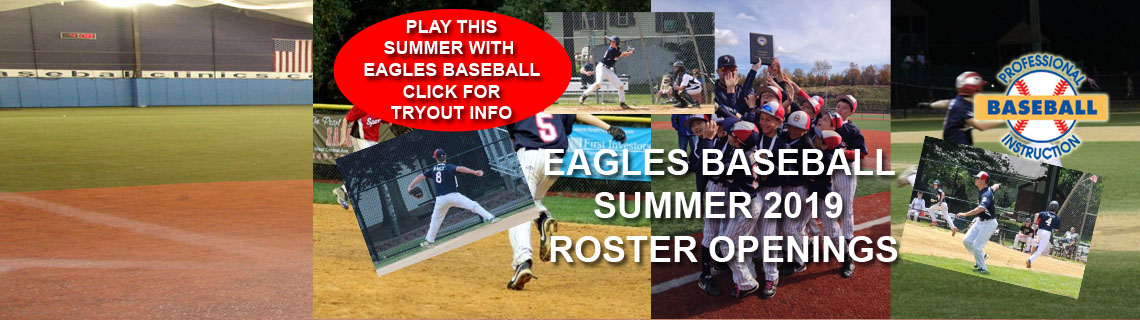 Eagles Summer 2019 Tryout Information