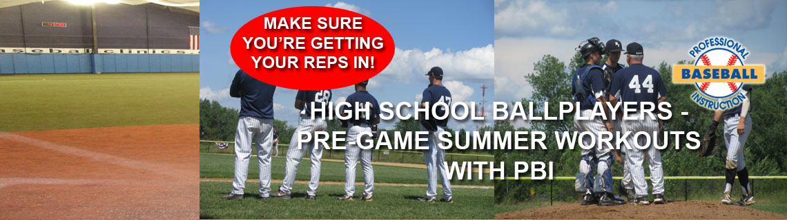 High School Pre-game Summer Workouts