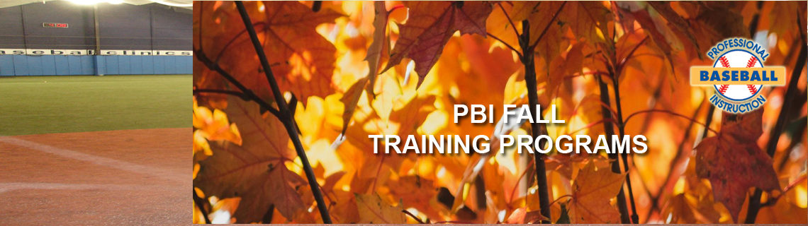 Fall Training At PBI