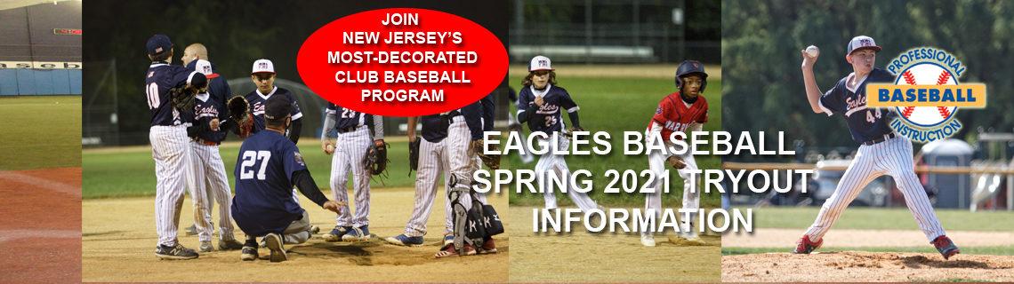 Eagles Spring 2021 Tryout Information
