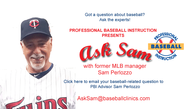Ask Sam Perlozzo - Twins