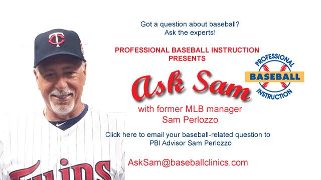 Ask Sam Perlozzo - Twins