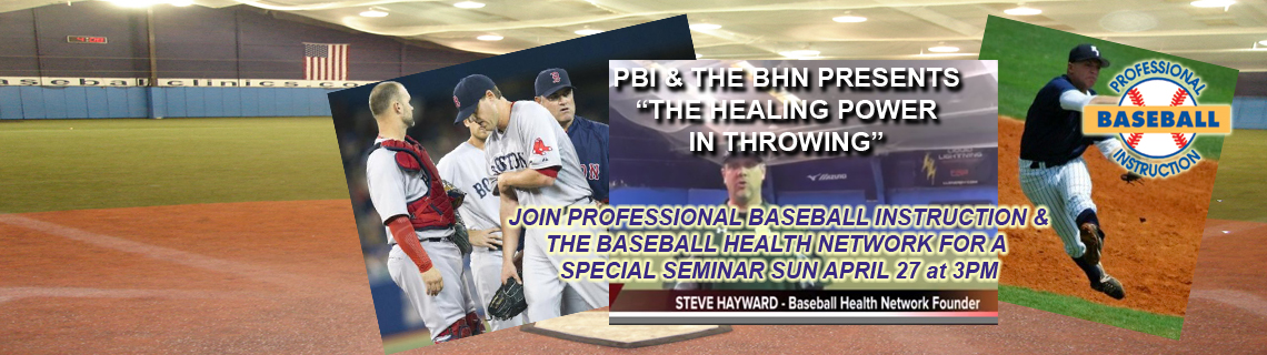 "BHN Presents ""The Healing Power In Throwing"""