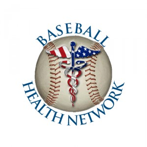 Baseball Health Network logo