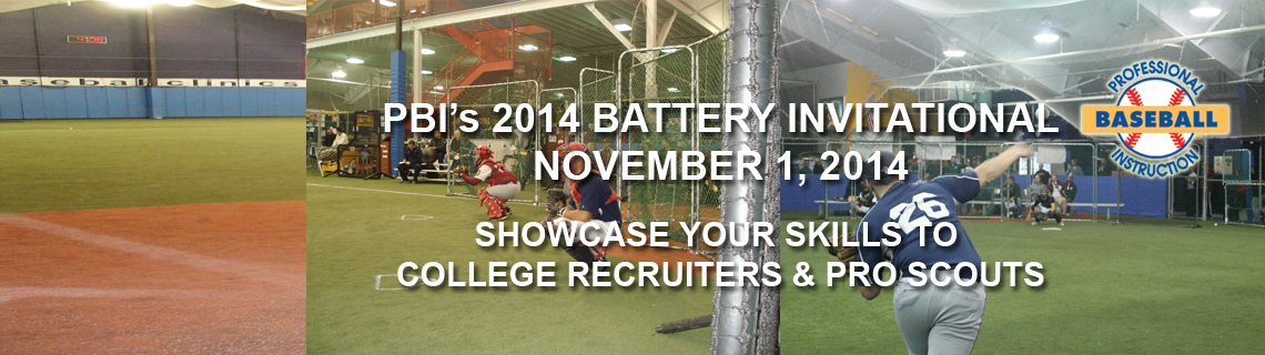 Battery Invitational Showcase