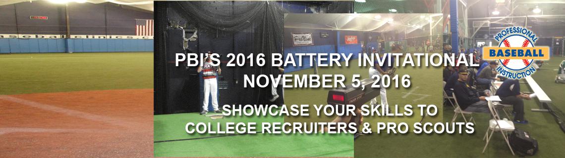 Battery Invitational Showcase