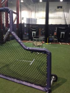 PBI batting cage Oakland NJ