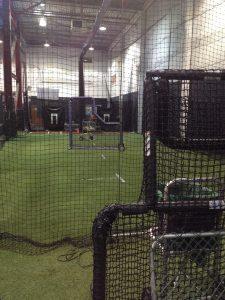 PBI batting cage Oakland NJ