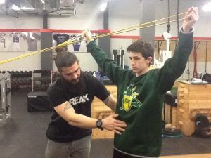 PBI Power Lesson - Freak Strength