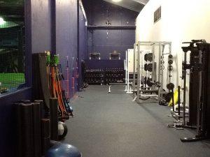 PBI strength & conditioning gym