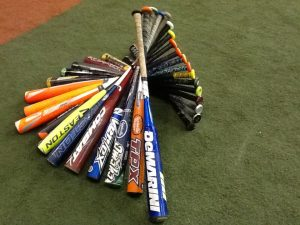 PBI Indoor Summer Camp baseball bats