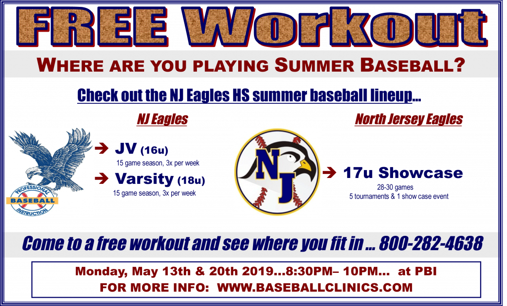 Free HS Workout at PBI