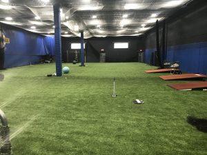 PBI indoor facility
