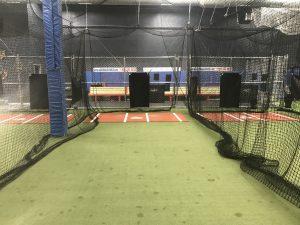 PBI batting cages