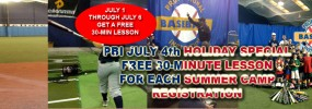July 4th free lesson special