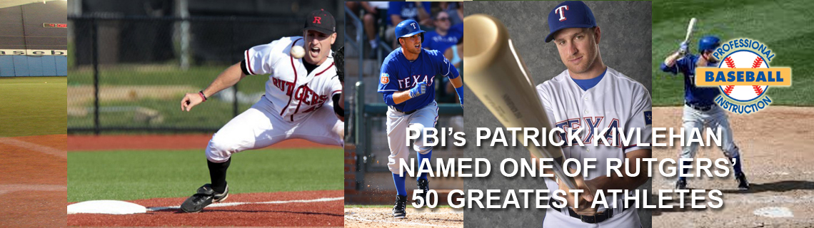 PBI's Patrick Kivlehan Voted One of Rutgers' 50 Greatest Athletes