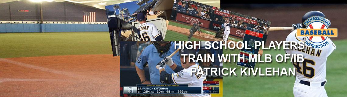 Train With MLB Player Patrick Kivlehan At PBI