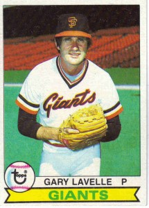 Gary  Lavelle SF Giants