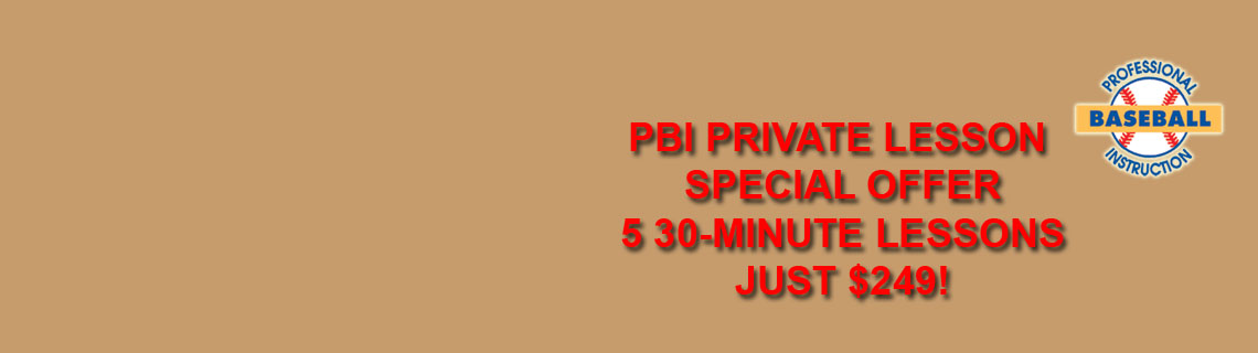 PBI Holiday Lesson Special