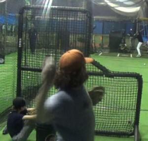 14U pitcher
