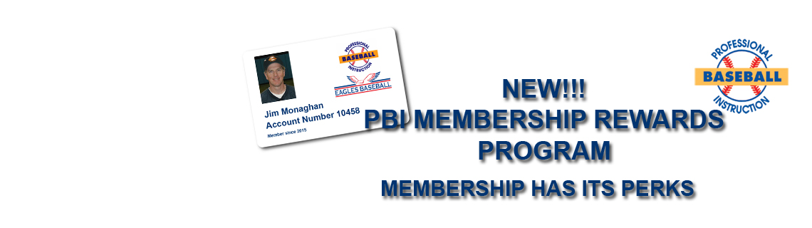PBI Membership Rewards Program
