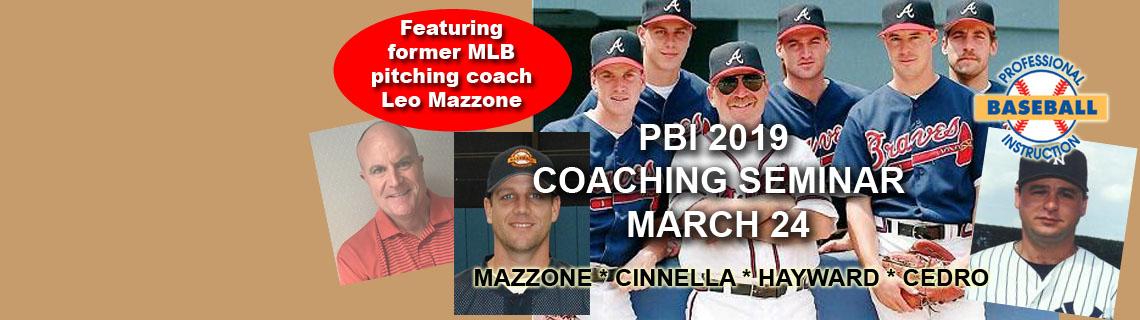 PBI 2019 Coaches Seminar