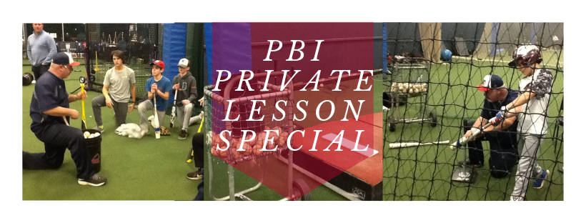 PBI Private Lesson Special