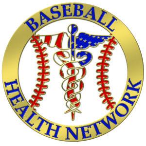 Baseball Health Network logo
