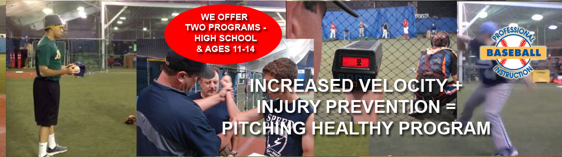Pitching Healthy Program