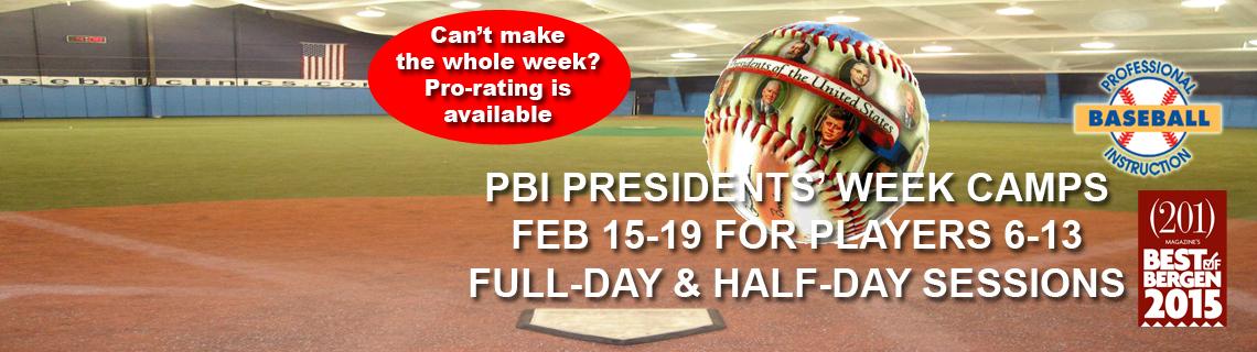 Presidents Week Camps