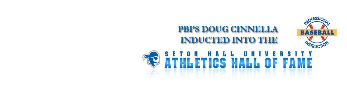 PBI's Doug Cinnella Among Seton Hall's Newest Hall of Famers