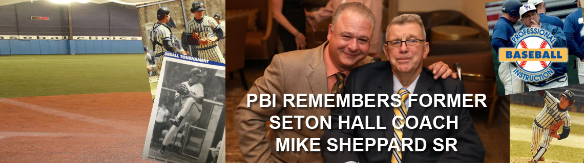 PBI Remembers Mike Sheppard Sr