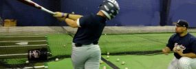 PBI private hitting instruction