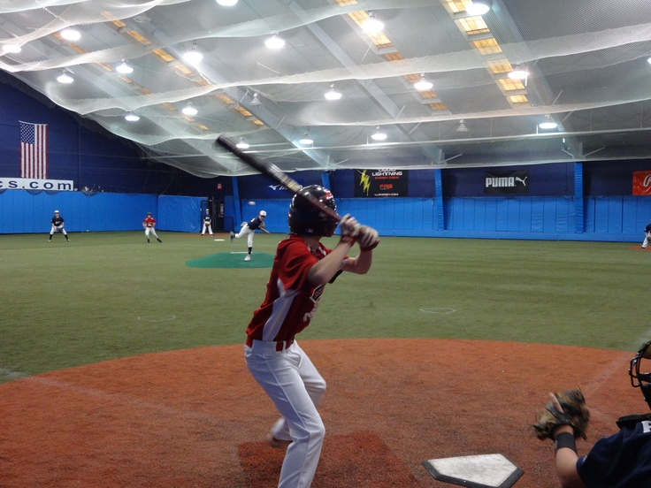 Pbi baseball league winter indoor season professional for Design indoor baseball facility
