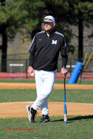 PBI and Mahwah varsity head coach Jeff Remo